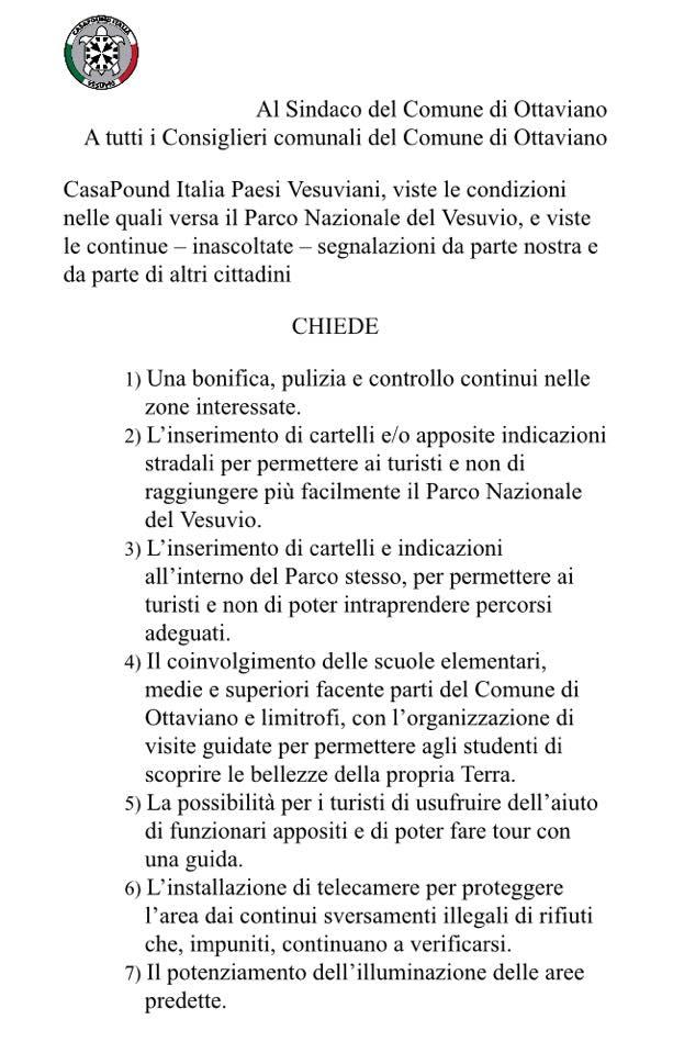 Cpi Vesuvio per la Circumvesuviana