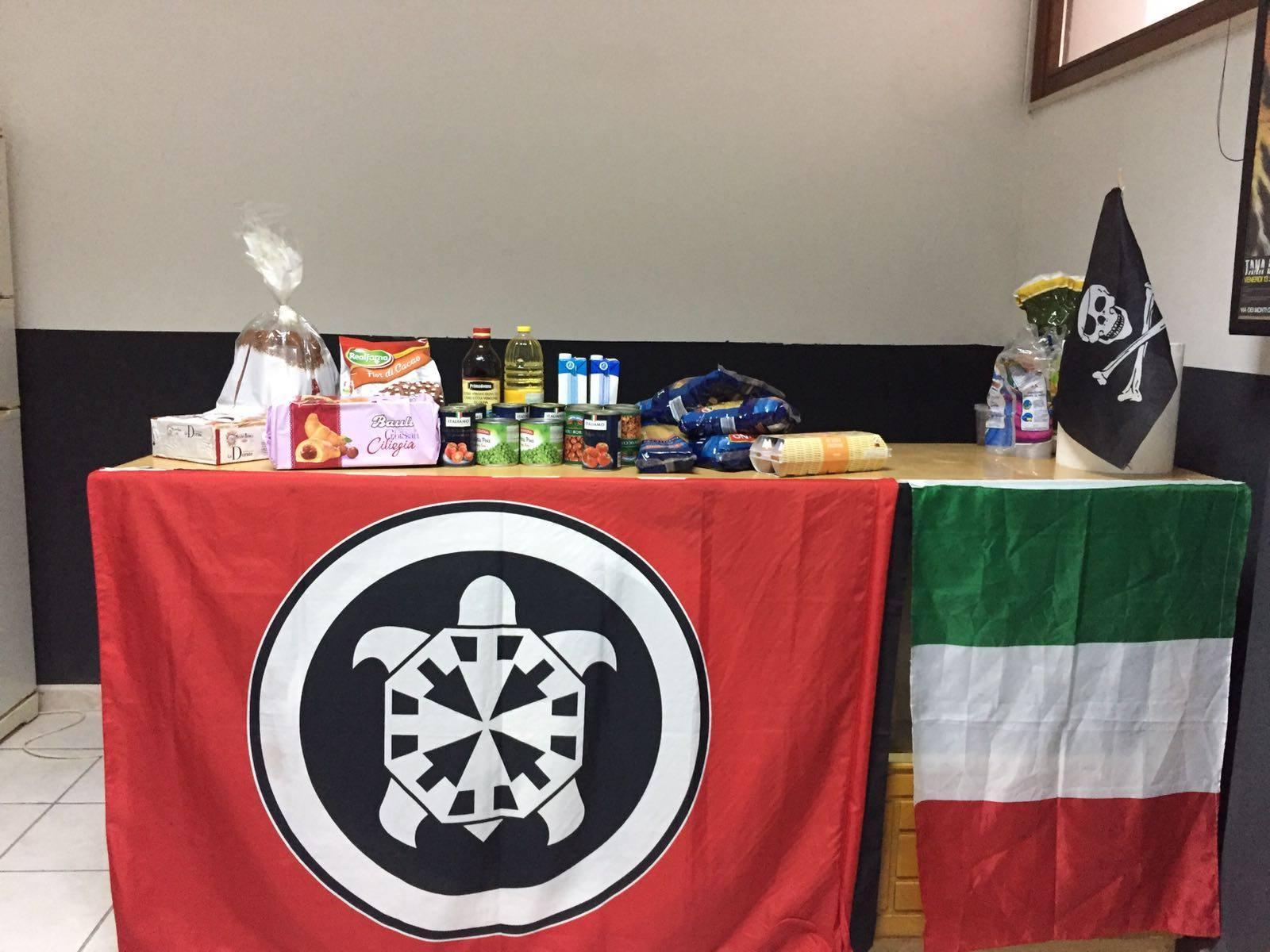 Consegna Alimentare per le famiglie Irpine in difficoltà economica
