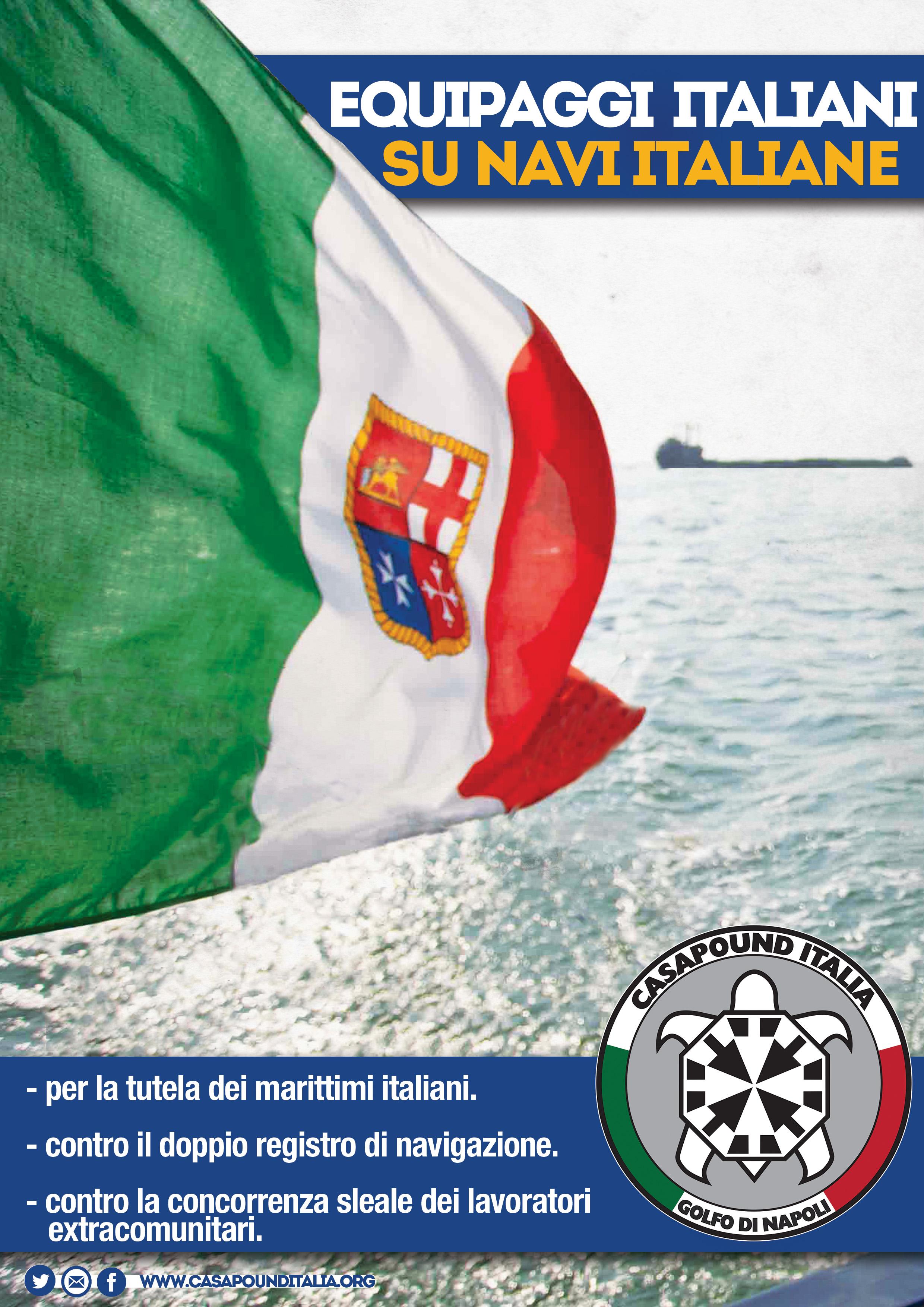Equipaggi italiani su navi italiane