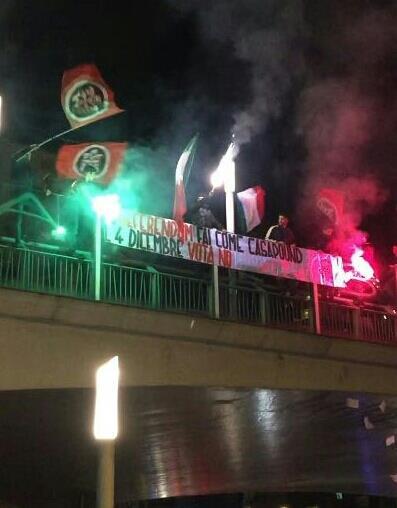 Cpi Napoli per il No al Referendum