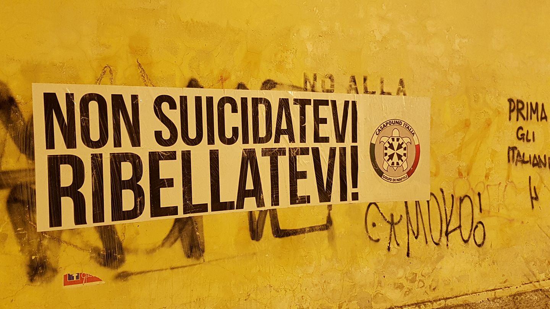 Cpi golfo di Napoli sui suicidi